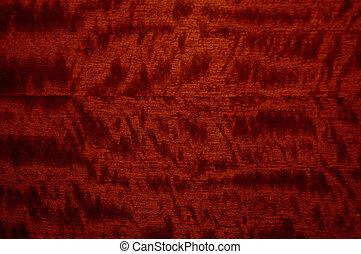 mahogany - dark background of mahogany with a pattern