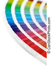 CMYK Swatches - CMYK printing color swatches