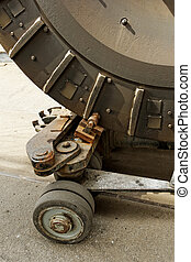 industrial mill wheel - industrial coal mill wheel details...