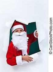 Opening the holidays season