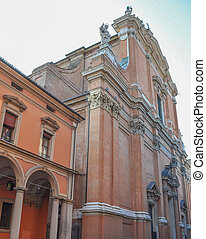 Bologna Italy - Cattedrale Metropolitana di San Pietro...