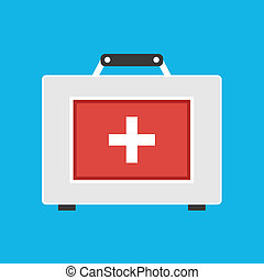 Vector First Aid Kit