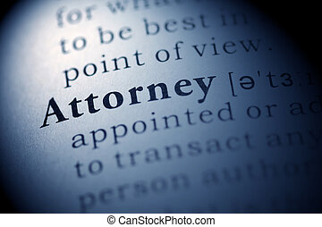 Attorney - Fake Dictionary, Dictionary definition of the...