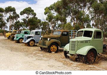 Old Trucks, Australia