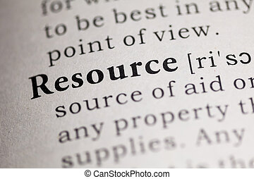 Resource - Fake Dictionary, Dictionary definition of the...