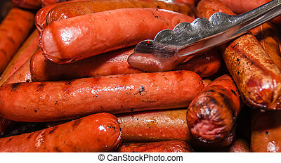 cooked and ready to eat beef franks