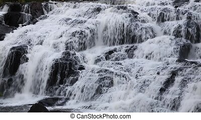 Cascading Bond Falls Loop - Loop features whitewater...