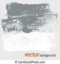 Grunge texture, vector background