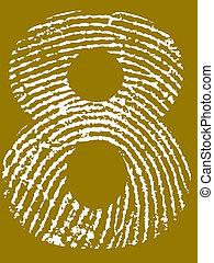 Fingerprint Number 8