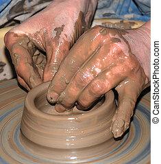 potter\'s wheel 3