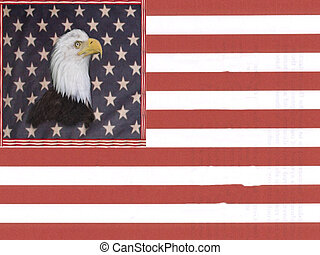 Let freedom ring - another of our flag designs.
