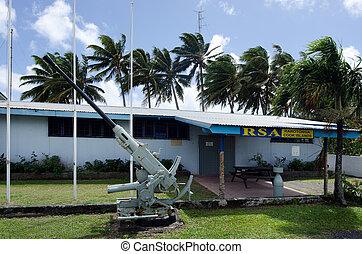 Rarotonga RSA Club in Rarotonga Cook Islands - RAROTONGA -...