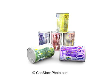 euro cans