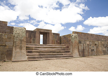 Tiwanaku, o, Tiahuanaco