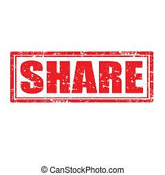 Share-stamp