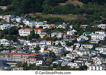 Wellington Capital City, New Zealand