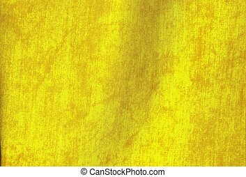 Background - Simple yellow textile background texture