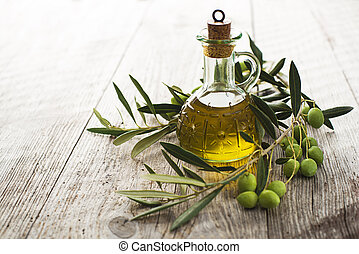 azeitona, óleo