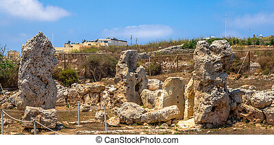 Skorba Temples Remains - Skorba temples in Mgarr recognized...