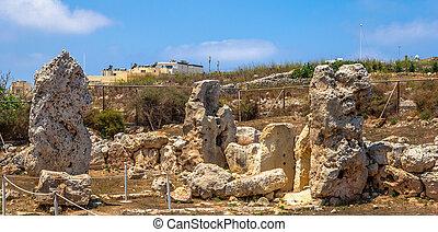 Skorba Temples Remains - Skorba temples in Mgarr recognized...