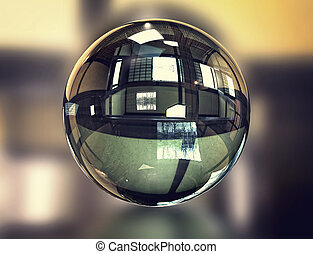 Spherical - Background transparent spherical