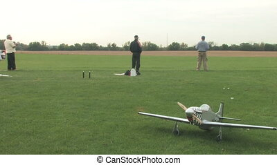 Radio Controlled Airplanes 1 - A radio controlled airplane...