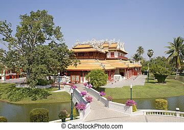 Bang Pa-In Royal Residence