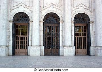 Estrela Basilica, Lisbon, Portugal - Estrela Basilica,...