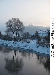 Winterlandscape in Germany