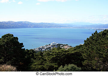Mt Victoria, Wellington, New Zealand