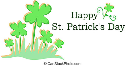 Happy St. Patricks Day Greeting - Here is a Happy St....
