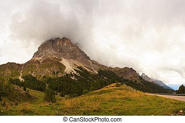Paneveggio park - View of Paneveggio park, Trentino Alto...