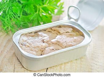 fígado, bacalhau