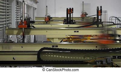 Robotics Factory Time Lapse 2