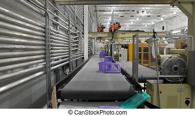 Robotics Factory Time Lapse 4