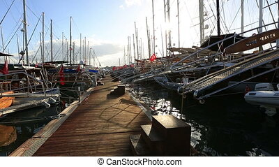 marina 1 - luxurious ship marina very famous place travel...