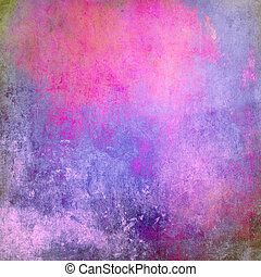 Colorful grunge vintage background