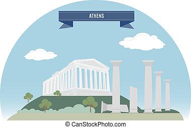 Athens  - Athens, Greece. For you design