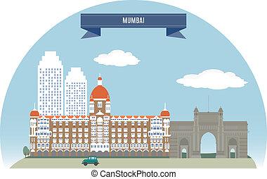 Mumbai, India. For you design