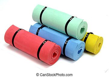 substrcamping mats,0,200 - substrseveral color camping mats...