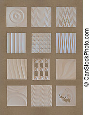 Paper Arts & Crafts - Design Elements Set with Amazing...