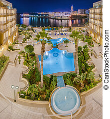 Corinthia Saint George resort in Malta - Corinthia Saint...
