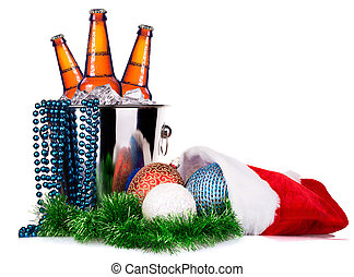Cerveja, Natal,  dÈcor