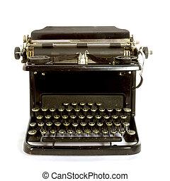 Scrittore, Tipo