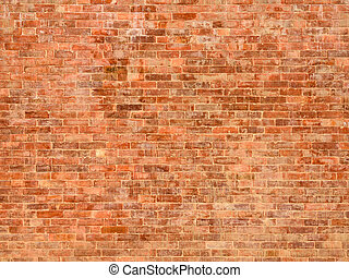Brick wall - Old brick wall texture