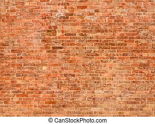 Brick wall - Old brick wall texture