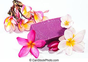 flora herbal soap