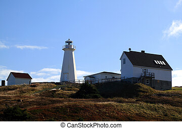 Cape Spear New Lighting House since 1955 - Cape Spear New...