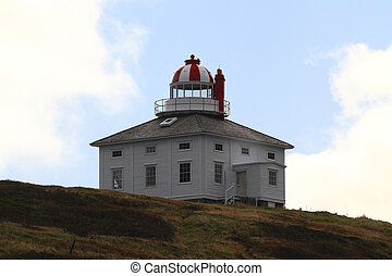 Cape Spear Old Lighting House since 1836 - Cape Spear Old...