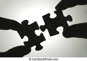 puzzle - symbol photo